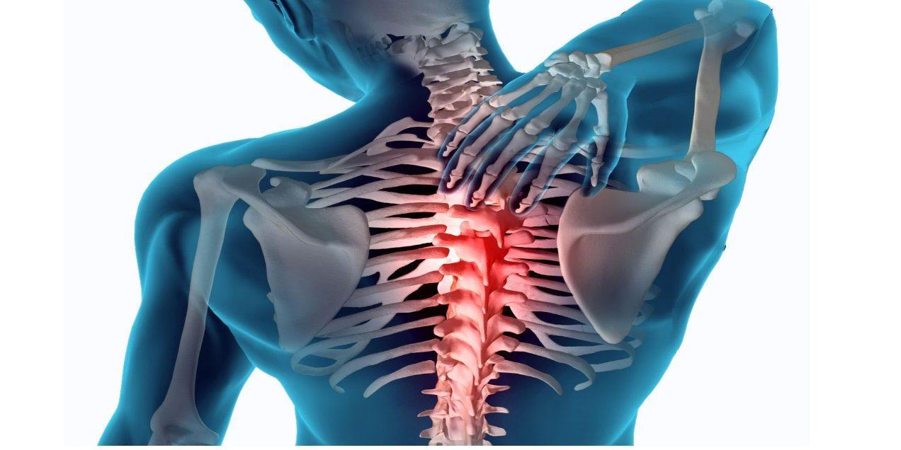 dolor espalda alta