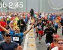 Plan de entrenamiento para maratón sub 2:45 horas