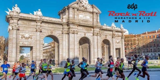 EDP maraton Madrid 2020