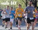 Plan de entrenamiento para carrera 10k sub 40 min
