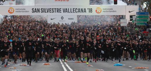 San silvestre vallecana 2019