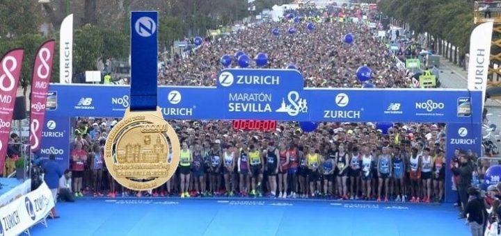 Clasificaciones Zurich Maraton sevilla 2020