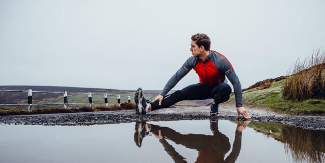 Como calentar y recuperar al correr