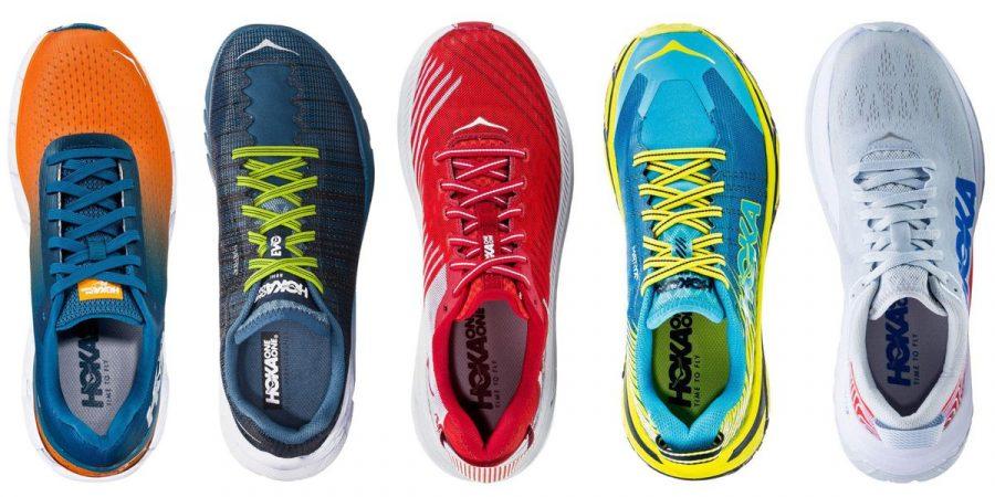 tipos de zapatillas
